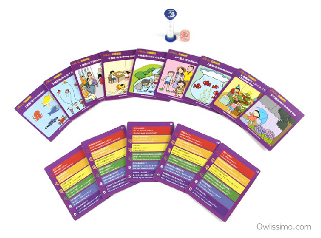 Right Brain Game Photographic Memory cards