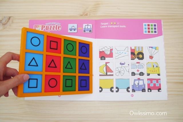 LA110 Wise Puzzle 3