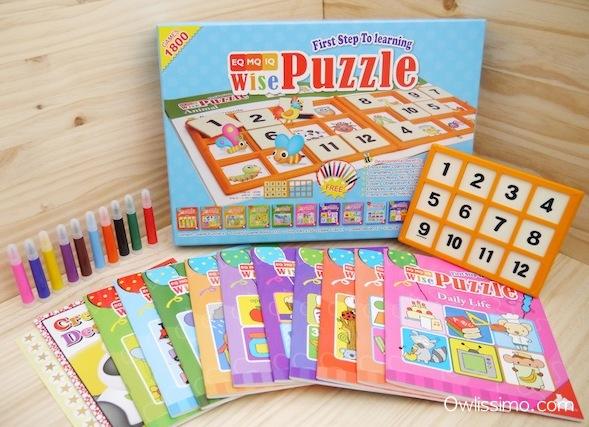 LA110 Wise Puzzle