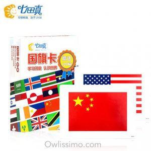 Flashcards - World flags