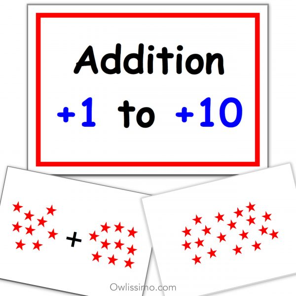 Flashcards - Mathematics Addition product image