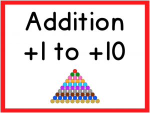 printable flashcards math addition dots 1 to 10