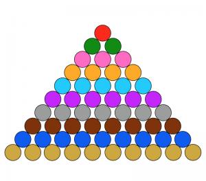printable flashcards math addition montessori colours