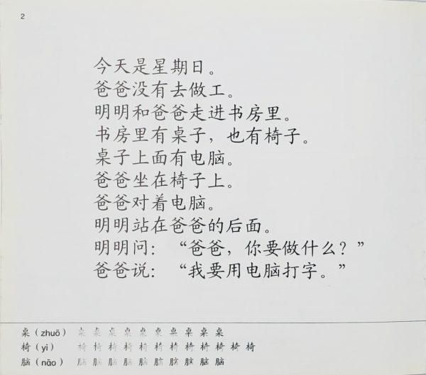 Odonata Chinese preschool book 400