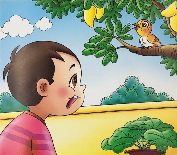 Odonata Chinese preschool book 800-1