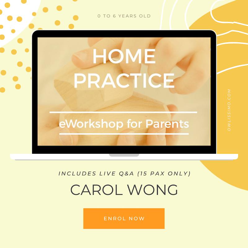 Owlissimo Home Practice eWorkshop