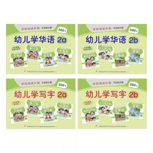 Odonata workbooks learn mandarin write 2 cover